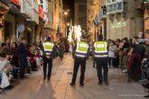 El Ayuntamiento de Cartagena establece un dispositivo para actuar en caso de lluvia durante las procesiones de esta noche y madrugada