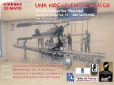 Una Noche en el Museo de Los Alcázares