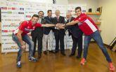 Tres deportistas murcianos, preseleccionados para los Juegos Paral�mpicos de R�o 2016