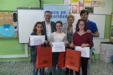 Entrega de premios 'Crece en Seguridad ' en Ojós