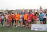 Puerto Lumbreras clausura los Juegos Deportivos Escolares