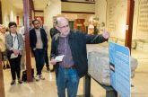 Amigos del Museo Arqueologico de Cartagena presentan la pieza del trimestre