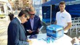 MC: Decepcionante e inquietante presentación del Corredor Mediterráneo alejado de Cartagena