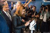 La alcaldesa demanda plazos y presupuestos para que el Corredor Mediterraneo llegue a Cartagena