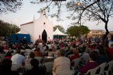Último fin de semana de las fiestas del barrio de San Isidro de Puerto de Mazarrón