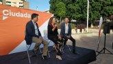 Ciudadanos promoverá la construcción de una nueva comisaría de Policía Nacional en Molina de Segura