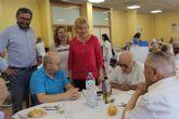 La residencia 'Villademar' atiende a más de 120 personas mayores en San Pedro del Pinatar