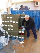 El Ayuntamiento y Proayuda Alimentaria colaboran para apoyar a la poblaci�n vulnerable