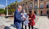 Serrano y Mario Gómez preparan el terreno para aplicar una subida de impuestos encubierta que aumentará la presión fiscal a los murcianos