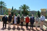 Aguas de Murcia dona más de 2.500 euros a Cruz Roja gracias a las nuevas altas en el área de clientes de su web