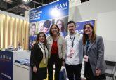La UCAM promociona en Fitur el valor del talento y la formación