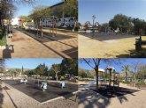 El Ayuntamiento cubrir� las �reas de juegos infantiles de parques y jardines a trav�s del �Plan sombra�