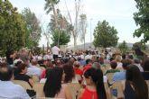 Concierto de la Banda Municipal de Música en el parque Augusto Vels