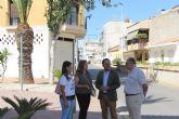 La Comunidad financia obras de mejora del alumbrado en San Pedro del Pinatar por 325.000 euros