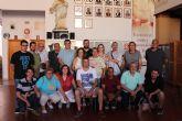 Nueva presidenta Cofrad�a San Juan Evangelista Alhama