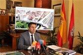 El alcalde de Alcantarilla da a conocer el Proyecto definitivo del paso del AVE por la localidad que ADIF ha trasladado al Ayuntamiento