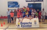 El Colegio Santa Eulalia consigue el primer puesto en la Fase Local de Minivoley de Deporte Escolar