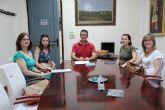 El Ayuntamiento incorpora a cuatro auxiliares administrativas en pr�cticas