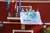 El Ayuntamiento de Alhama conmemora el 40 aniversario del Trasvase Tajo-Segura