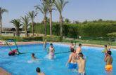 Las piscinas públicas del Polideportivo Municipal '6 de Diciembre' y el Complejo Deportivo 'Valle del Guadalentín' estarán abiertas del 1 de julio al 1 de septiembre