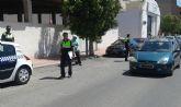La Policía Local practica 190 pruebas en la campaña especial de vigilancia y control de alcohol y drogas promovida por la DGT, en las que se contabilizan 7 positivas