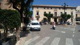 Se recuerda a los conductores que está prohibido estacionar frente a las fachadas del Ayuntamiento y la iglesia de Santiago