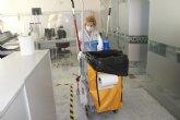 La Alcaldía eleva una propuesta al pleno de junio para licitar el Servicio de Limpieza de Interiores en centros e instalaciones municipales