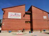 Los niños de Infantil del colegio San José de Calasanz de Alquerías contarán con aseos nuevos para el próximo curso