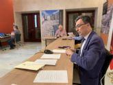 Ballesta solicita al ministro Escrivá más recursos para la gestión del Ingreso Mínimo Vital en Murcia