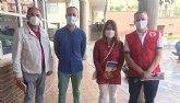 Alumnas de la Universidad de Murcia consiguen créditos CRAU a través del voluntariado en Cruz Roja de Totana