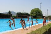 Pertura Piscinas de Verano - Polideportivo Municipal La Hoya