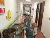 Prorrogan un ano el contrato del servicio de comedor-catering de los dos Centros de Día para la Discapacidad