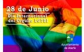 Podemos denuncia que el Gobierno regional ha plagiado la declaración institucional del Orgullo