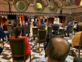 La Asamblea Regional acoge la presentación del XLI Festival Internacional de Cante Flamenco de Lo Ferro