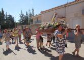 Fin de semana festivo en el Barrio de Los Limoneros en Puerto Lumbreras