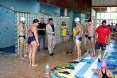 Trece alumnos de socorrismo en instalaciones acuáticas culminan su formación e inician el período de prácticas profesionales