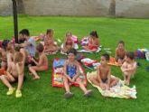 Finaliza la primera quincena de julio del 'Campus de Verano' en el Polideportivo municipal y El Paretón