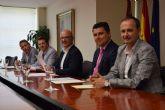 El Ayuntamiento de San Javier se suma al proyecto Municipio Emprendedor del Instituto de Fomento de la Región de Murcia