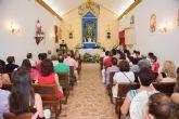 Leiva disfruta de sus fiestas patronales en honor a la Virgen del Carmen