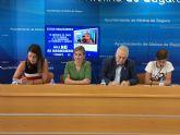 El Ayuntamiento de Molina de Segura presenta una nueva campaña de sensibilización contra el abandono de animales