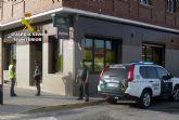 La Guardia Civil desmantela un grupo criminal especializado en robos y atracos