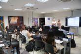 La Universidad del Mar imparte en Mazarrón un curso para mejorar la productividad de los distintos profesionales