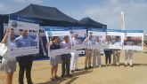 Vuelve a Puerto de Mazarr�n la actividad regional