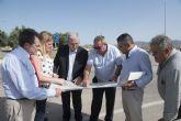 La sociedad estatal Acuamed construirá una presa para prevenir riadas en la rambla de las Moreras