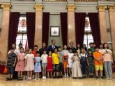 La música trae a Murcia a 40 pianistas procedentes de China