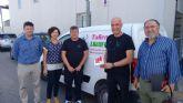 El Ayuntamiento de Molina de Segura visita la empresa Talleres Luanfra SL para conocer la ampliación de sus instalaciones con una inversión de seis millones de euros