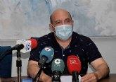 La aparición de un caso positivo de Covid-19 en Cieza obliga al aislamiento de una planta del hospital