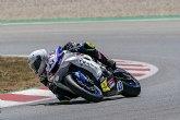 Carlos Cano logra su primera victoria en Moto4 con el H43 Team Nobby