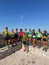 La Selección FAMU trabajó de cara al Nacional de Trail Running por Federaciones Autonómicas
