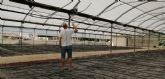 Un nuevo sistema permite controlar de forma automática la temperatura en los viveros del Mayayo